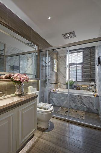 20万以上120平米三室两厅欧式风格卫生间效果图