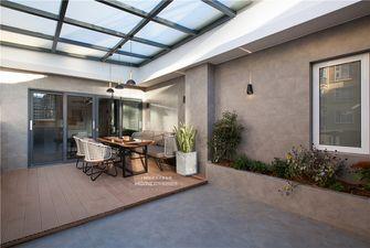 豪华型140平米复式现代简约风格阳光房图片