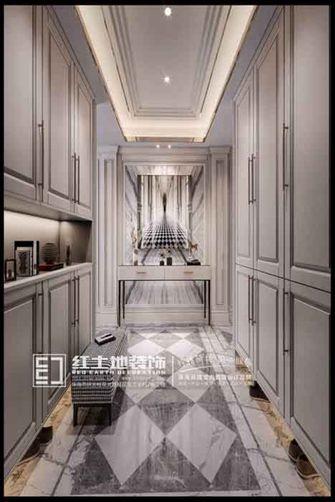 20万以上140平米三室一厅美式风格走廊效果图