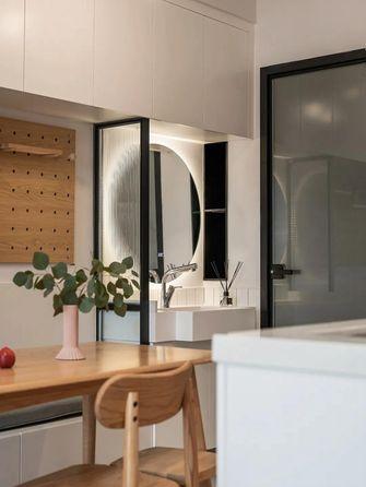 经济型30平米超小户型北欧风格卫生间装修效果图