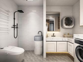 经济型50平米小户型美式风格卫生间装修案例
