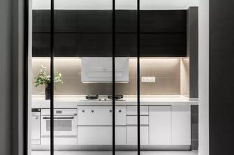10-15万140平米复式美式风格厨房装修效果图