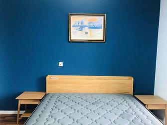 10-15万100平米北欧风格卧室设计图