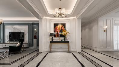 经济型140平米四室两厅美式风格玄关装修图片大全