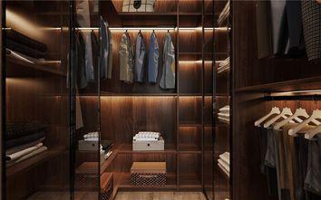 20万以上140平米四室两厅轻奢风格衣帽间图