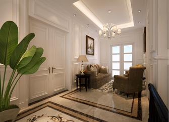 豪华型140平米别墅欧式风格走廊欣赏图