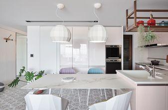 5-10万120平米三室一厅北欧风格客厅装修效果图