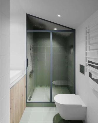 60平米一室一厅欧式风格卫生间图片