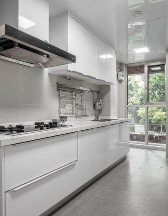 经济型120平米三室两厅日式风格厨房设计图