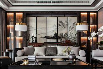 10-15万120平米现代简约风格客厅图