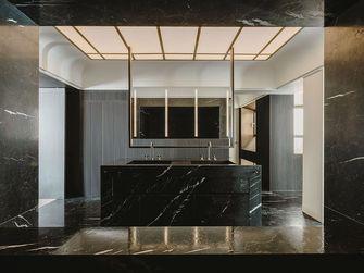 富裕型120平米三室一厅现代简约风格卫生间装修效果图