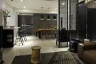 130平米三港式风格餐厅效果图