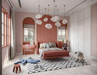 5-10万140平米三室两厅法式风格卧室欣赏图