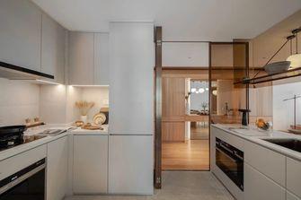 10-15万110平米三室一厅日式风格厨房图片大全