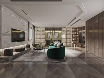 20万以上130平米三室两厅轻奢风格客厅装修效果图