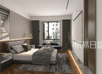 20万以上140平米四室三厅轻奢风格卧室图片大全