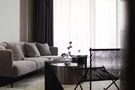 富裕型120平米三现代简约风格客厅欣赏图