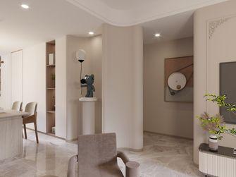 富裕型120平米三室三厅轻奢风格玄关装修案例