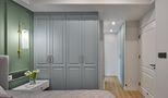 5-10万70平米三室两厅美式风格卧室装修效果图