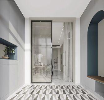 豪华型140平米三室两厅法式风格玄关装修案例
