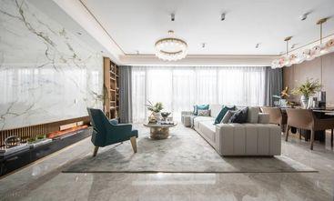 20万以上140平米四美式风格客厅装修效果图