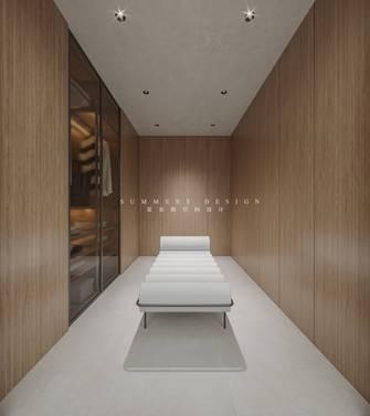 豪华型140平米四室三厅日式风格衣帽间装修案例