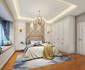 10-15万100平米三欧式风格卧室装修效果图