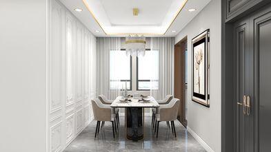 110平米三法式风格餐厅图