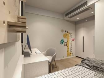 富裕型110平米四室两厅混搭风格青少年房装修案例
