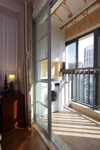15-20万120平米三室一厅美式风格阳台装修图片大全
