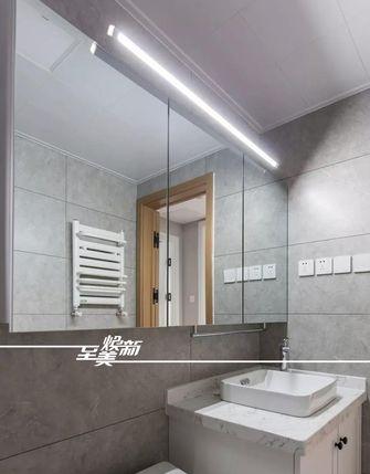10-15万一室一厅北欧风格卫生间设计图