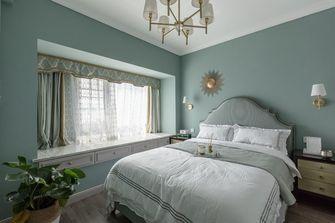 富裕型80平米三室一厅现代简约风格卧室图片大全