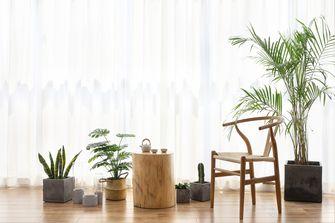 豪华型140平米四室一厅日式风格阳台设计图