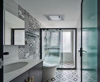 15-20万80平米三室一厅欧式风格卫生间装修效果图