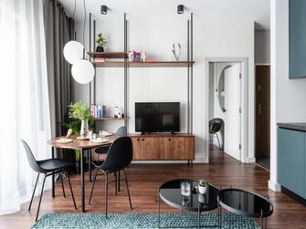 经济型30平米小户型北欧风格餐厅效果图