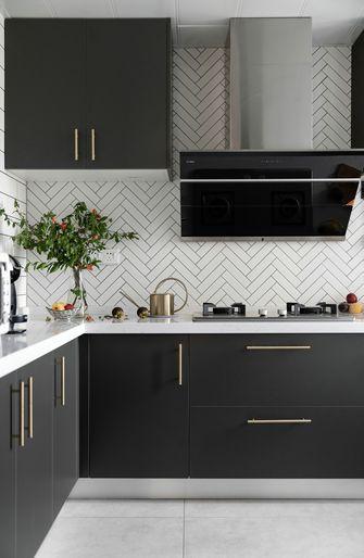 15-20万120平米三北欧风格厨房装修图片大全