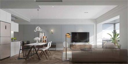 富裕型80平米三室两厅混搭风格其他区域设计图