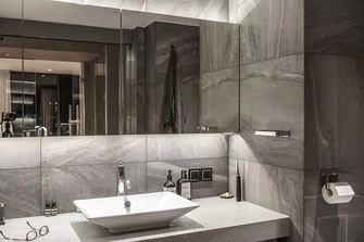 经济型70平米一室两厅现代简约风格卫生间装修效果图