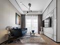 经济型70平米一室一厅混搭风格客厅图片