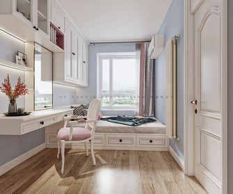 5-10万40平米小户型北欧风格卧室图片