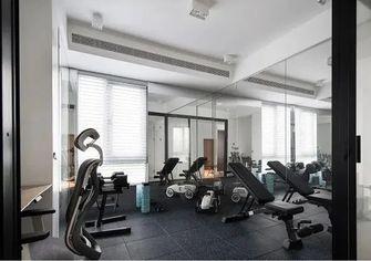 15-20万110平米三现代简约风格健身房图片