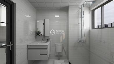 80平米欧式风格卫生间设计图