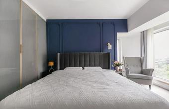10-15万90平米法式风格卧室设计图