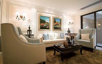110平米三地中海风格客厅装修案例