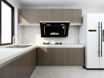 经济型70平米现代简约风格厨房欣赏图