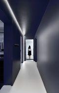 120平米三日式风格走廊欣赏图
