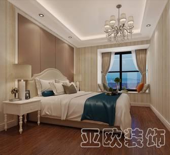 130平米四室两厅欧式风格卧室欣赏图