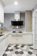 15-20万120平米四室一厅北欧风格厨房装修图片大全