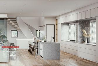 20万以上140平米别墅现代简约风格厨房装修案例