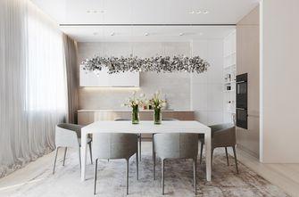 富裕型90平米三室两厅港式风格餐厅图